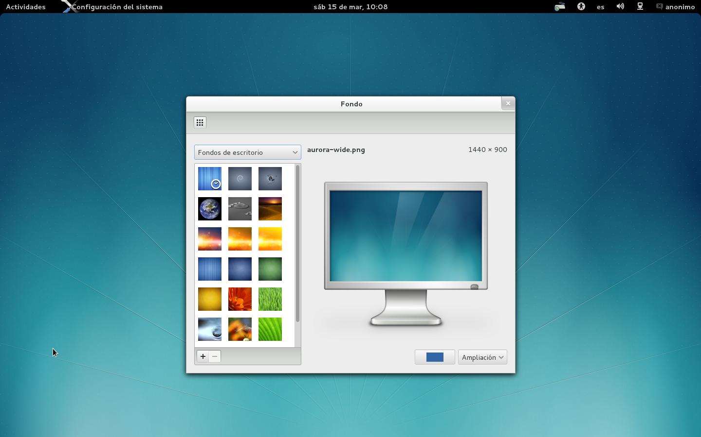 Desktop — Aurora 0 2 0 documentation